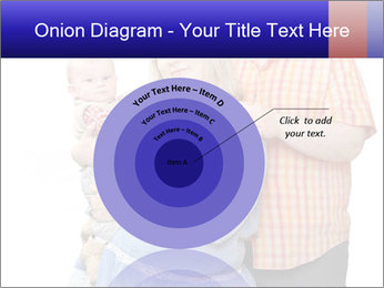 Happy family PowerPoint Template - Slide 61