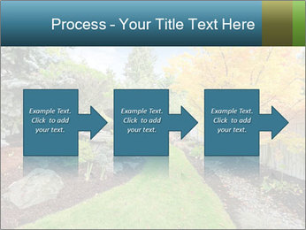 Colorful trees PowerPoint Template - Slide 88