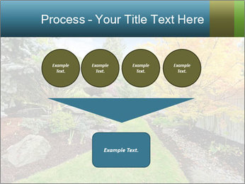 Colorful trees PowerPoint Template - Slide 93