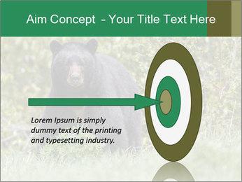 Black bear PowerPoint Templates - Slide 83