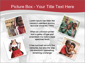 Girl smiles PowerPoint Template - Slide 24