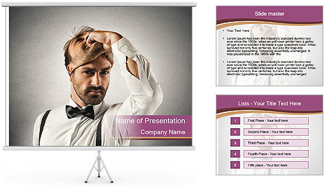 0000087740 PowerPoint Template