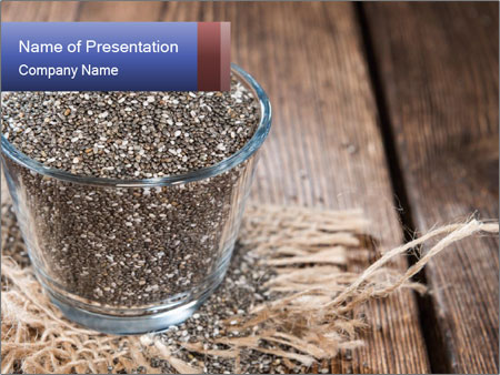 Seeds PowerPoint Templates