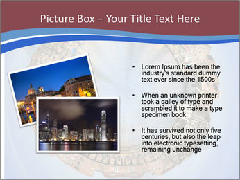 View of Amsterdam PowerPoint Templates - Slide 20
