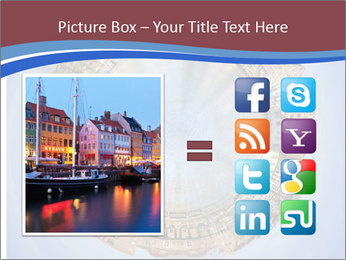 View of Amsterdam PowerPoint Templates - Slide 21