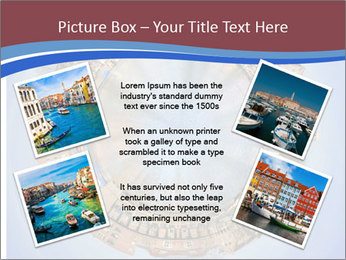 View of Amsterdam PowerPoint Templates - Slide 24
