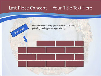 View of Amsterdam PowerPoint Templates - Slide 46