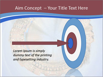 View of Amsterdam PowerPoint Templates - Slide 83