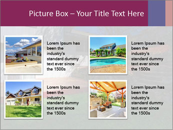 Spacious backyard PowerPoint Templates - Slide 14