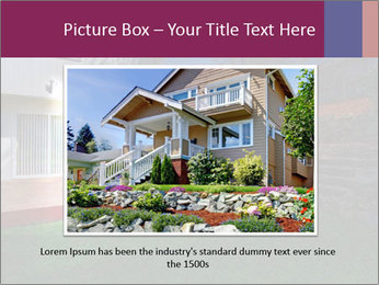 Spacious backyard PowerPoint Templates - Slide 16