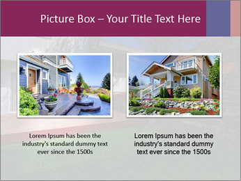 Spacious backyard PowerPoint Templates - Slide 18