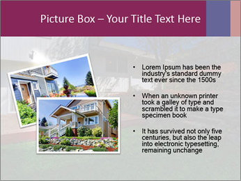 Spacious backyard PowerPoint Templates - Slide 20