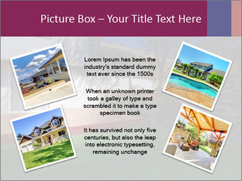 Spacious backyard PowerPoint Templates - Slide 24