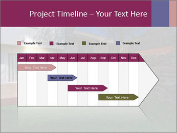 Spacious backyard PowerPoint Templates - Slide 25