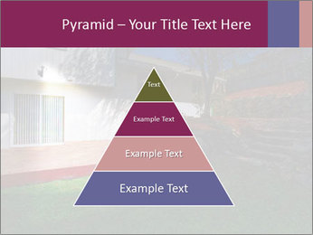 Spacious backyard PowerPoint Templates - Slide 30