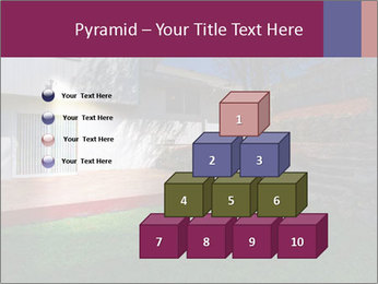 Spacious backyard PowerPoint Templates - Slide 31