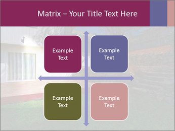 Spacious backyard PowerPoint Templates - Slide 37