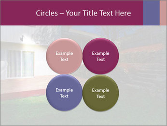 Spacious backyard PowerPoint Templates - Slide 38
