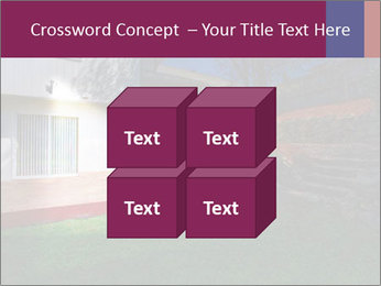 Spacious backyard PowerPoint Templates - Slide 39