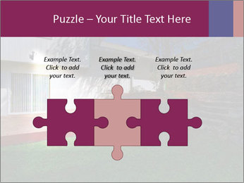 Spacious backyard PowerPoint Templates - Slide 42