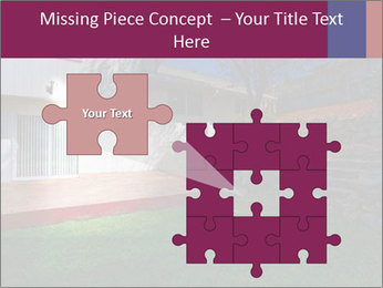 Spacious backyard PowerPoint Templates - Slide 45
