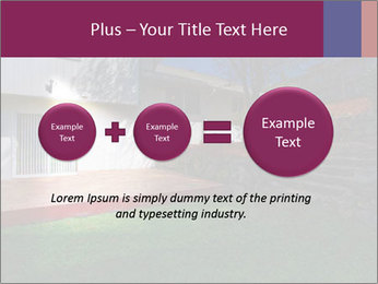 Spacious backyard PowerPoint Templates - Slide 75