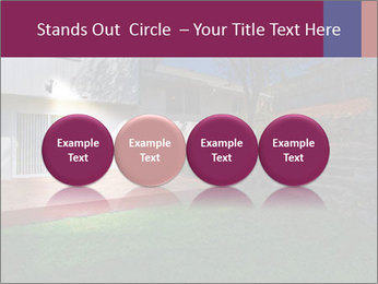 Spacious backyard PowerPoint Templates - Slide 76