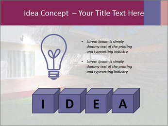 Spacious backyard PowerPoint Templates - Slide 80