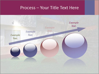 Spacious backyard PowerPoint Templates - Slide 87