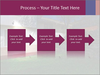 Spacious backyard PowerPoint Templates - Slide 88