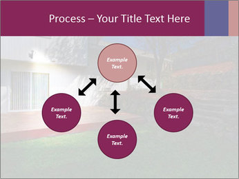 Spacious backyard PowerPoint Templates - Slide 91