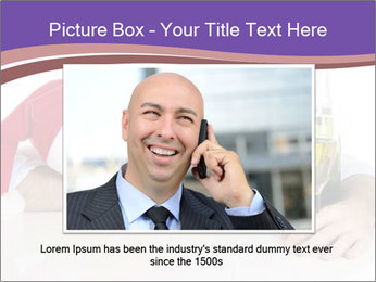 Drunk business man PowerPoint Templates - Slide 16