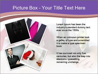 Drunk business man PowerPoint Templates - Slide 23