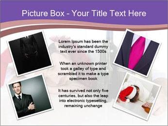 Drunk business man PowerPoint Templates - Slide 24