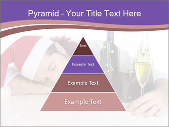 Drunk business man PowerPoint Templates - Slide 30