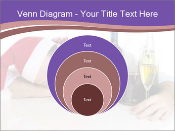 Drunk business man PowerPoint Templates - Slide 34
