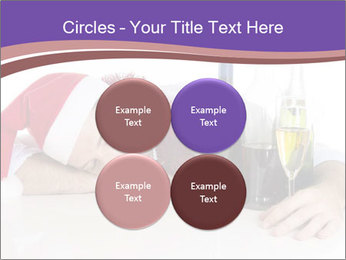 Drunk business man PowerPoint Templates - Slide 38