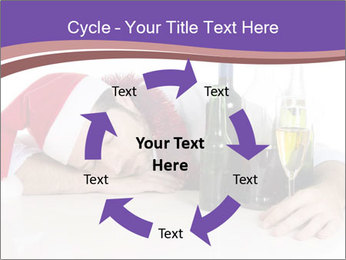 Drunk business man PowerPoint Templates - Slide 62