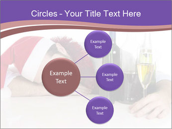 Drunk business man PowerPoint Templates - Slide 79