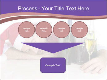 Drunk business man PowerPoint Templates - Slide 93