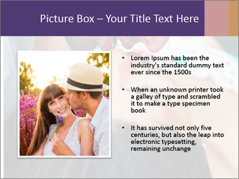 Couple in love PowerPoint Templates - Slide 13
