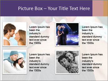 Couple in love PowerPoint Templates - Slide 14