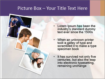 Couple in love PowerPoint Templates - Slide 17