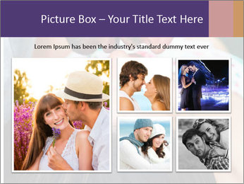 Couple in love PowerPoint Templates - Slide 19