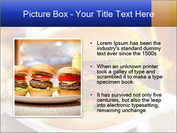 Hamburger PowerPoint Templates - Slide 13