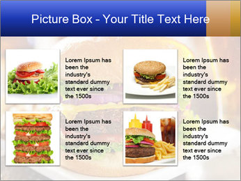 Hamburger PowerPoint Templates - Slide 14