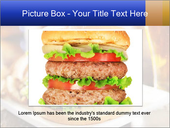 Hamburger PowerPoint Templates - Slide 15