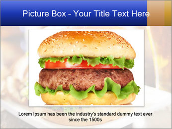 Hamburger PowerPoint Templates - Slide 16