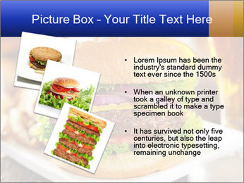 Hamburger PowerPoint Templates - Slide 17