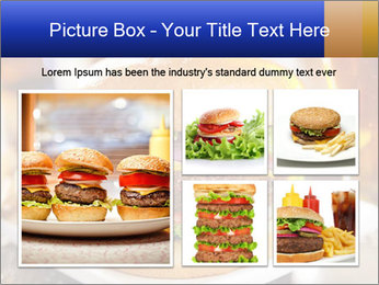 Hamburger PowerPoint Templates - Slide 19